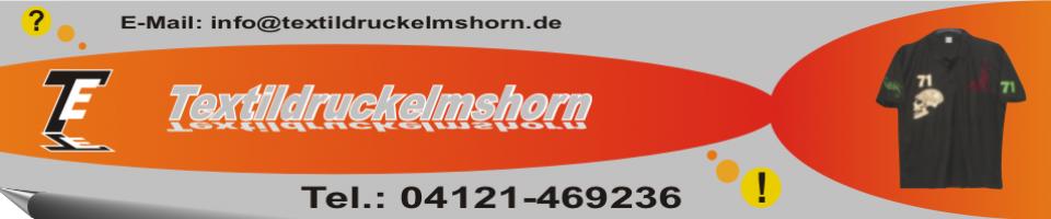 T-Shirt Druck Elmshorn -